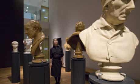 Ashmolean Museum reopens after rebuild