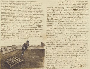 Letter from Vincent van Gogh to his brother Theo, Nieuw-Amsterdam, 28 October 1883