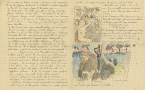 Letter from Paul Gauguin to Vincent van Gogh, Le Pouldu, between 10 and 13 November 1889