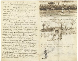 Letter from Vincent van Gogh to his brother Theo, Etten, mid-September 1881