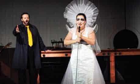 Turandot by English National Opera at the London Coliseum