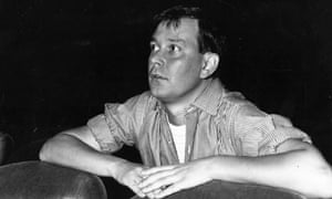 English playwright and actor Joe Orton