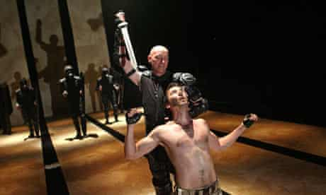 Troilus and Cressida by Cheek by Jowl at the Barbican Theatre
