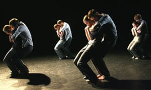 Dog (2008) by Hofesh Shechter, performed by Scottish Dance Theatre