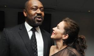 Lenny Henry, Anna Friel London Evening Standard Theatre Awards - Reception