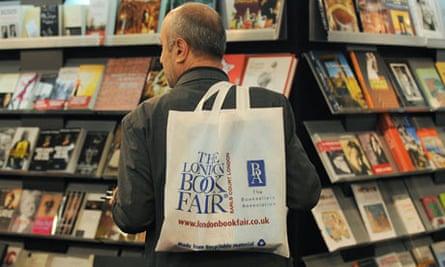 London book fair. April 2009