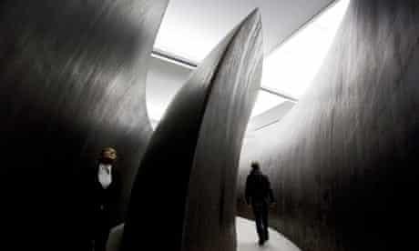 Open Ended (2007-8) by Richard Serra