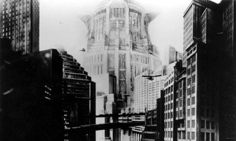 From Metropolis To Blade Runner Architecture That Stole The Show
