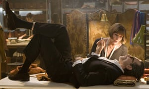 Daniel Day-Lewis and Judi Dench in Nine