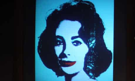 Andy Warhol's Liz, bought by High Grant
