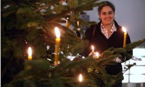 tacita dean christmas tree