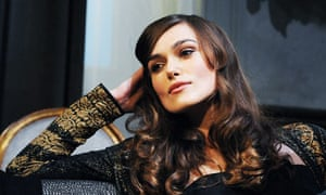 Keira Knightley in The Misanthrope at the Comedy Theatre