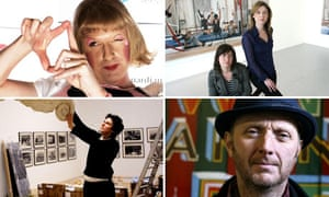 Grayson Perry, Jane and Louise Wilson, Charles Avery and Bob and Roberta Smith