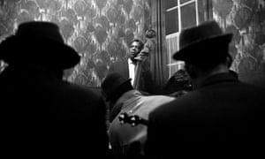 Jazz in Handsworth pub, 1966