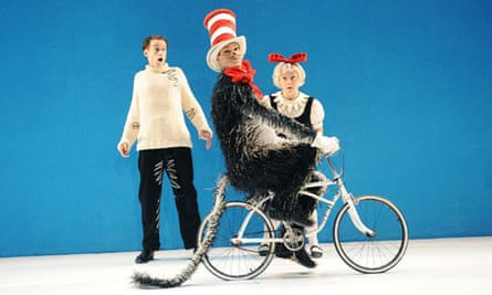 The Cat In the Hat at Cottesloe theatre