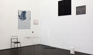 Ian Kiaer and Dorothy Cross installation at the Bloomberg Space