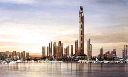 Nakheel Tower, Dubai