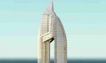 Trump International Hotel and Tower, Dubai