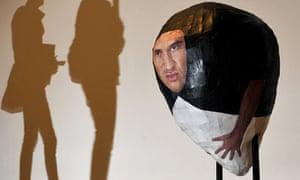 Absuction Cardigan by Enrico David at Tate Britain
