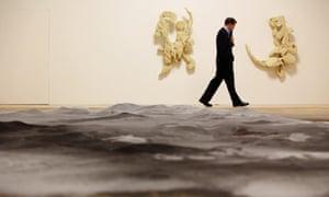 Roger Hiorns's Turner exhibition artworks at Tate Britain