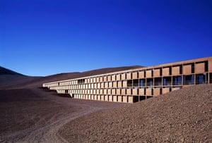 eso hotel: ESO-Hotel in Paranal, Chile