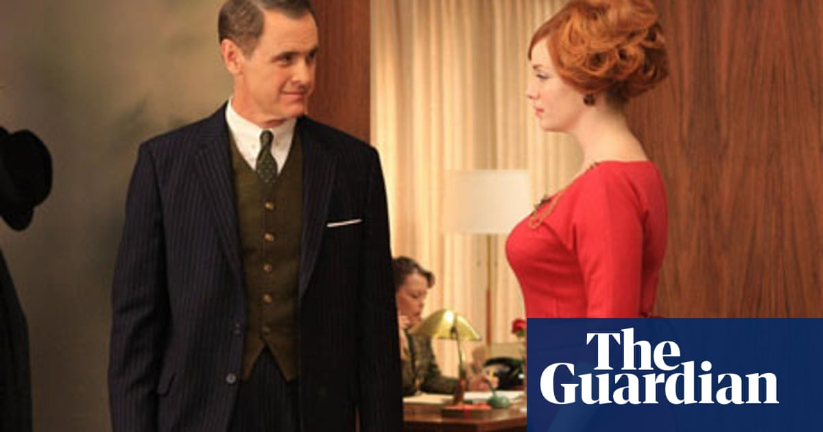 Reviewing Mad Men, series two, episode six: Maidenform | Television ...