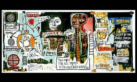 Jean-Michel Basquiat's Notary