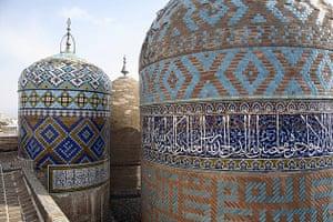 Shah Abbas: Tomb of Shaykh Safi