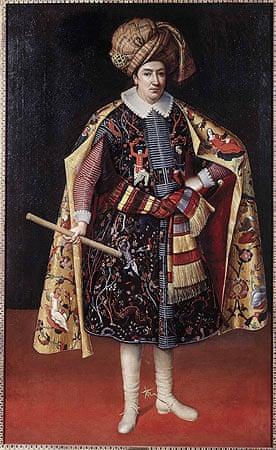 Shah Abbas: Sir Robert Sherley