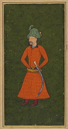 Shah Abbas: Portrait of Shah Abbas