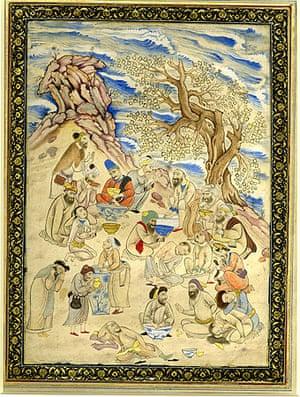 Shah Abbas: Dervishes
