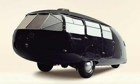 """سيارة """"Dymaxion"""" التي لم تشهد الضوء"""