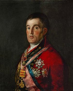 Art theft: Goya's Portrait of the Duke of Wellington