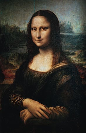 Art theft: Leonardo da Vinci's Mona Lisa