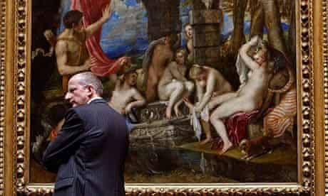 Two Galleries Set Out To Raise The Money To Buy Titian's