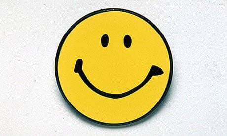 The History Of The Smiley Face Symbol Art And Design The Guardian
