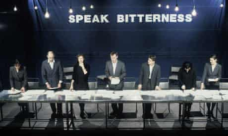 Forced Entertainment's Speak Bitterness