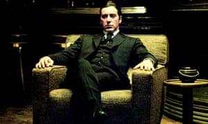 Al Pacino in The Godfather Part II