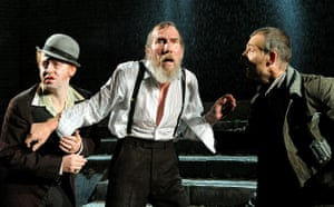 King Lear with Pete Postlethwaite