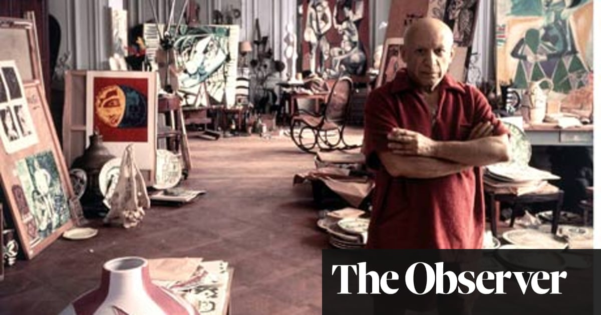 Peter Conrad explores the many faces of Pablo Picasso | Art and