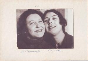 Popova and Stepanova