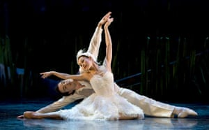 Swan Lake by the Northern Ballet