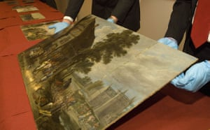 The Week in Art: Dutch officials recover missing Jan Brueghel painting
