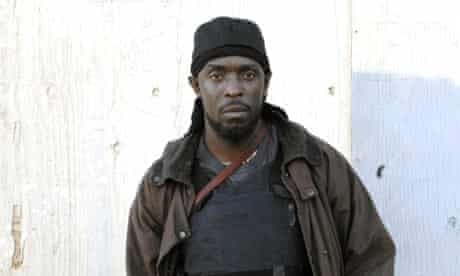 The Wire's Omar Little, played by Michael K Williams