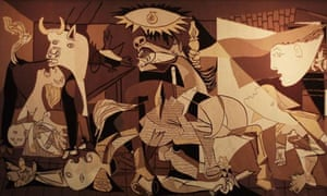 Guernica tapestry
