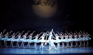 Swan Lake by American Ballet Theatre