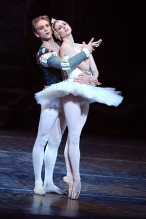 Swan Lake by American Ballet Theatre
