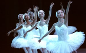 The Bolshoi's Swan Lake at the Royal Opera House