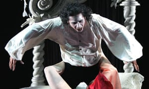 Dracula by Northern Ballet Theatre in 2005