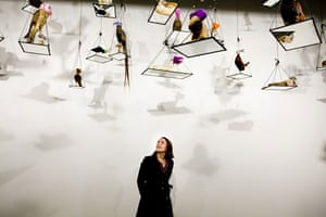 Annette Messager: Annette Messager: The Messengers at the Hayward Gallery, London.